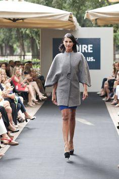 """Croire . made by us.  Le foto della sfilata  La cura del dettaglio nelle reverse delle giacche e nella """"C"""" di Croire.  PH. Flavia Cortonicchi #croire #fashion #women"""