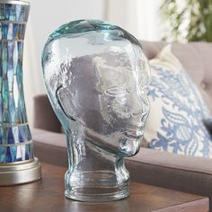http://www.pier1.com/recycled-glass-head/2188209.html?st=glass head