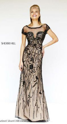 Sherri Hill Dress 21262   Terry Costa Dallas @Terry Song Costa #sherrihill