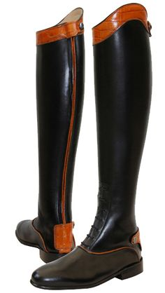 Celeris Bia dressage boot; probably insanely expensive, but ...