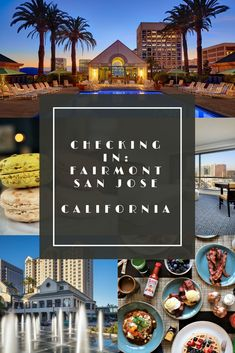 The Fairmont San Jose California is a luxury hotel among the tech city itself. Offering luxurious accommodations to suit every need, this is a must visit hotel.
