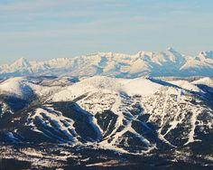 Whitefish Mountain Resort - Whitefish Mountain Lodging