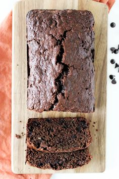 Double Chocolate Banana Bread | Today We Bake