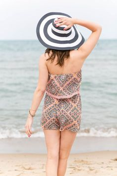 How to style a romper 3 ways for the weekend!