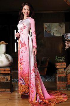 Thúy Nga 109 - Thái Tuấn - Thời trang áo dài