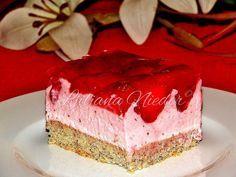 Sladoled kolač od jagoda