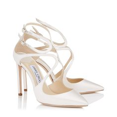2e88d1141cc3 Jimmy Choo Bridal Collection Wedding Shoes Bride