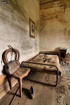 Lost | Forgotten | Abandoned | Displaced | Decayed | Neglected | Discarded | Disrepair |  Territorio Abandonado: Mansion G.M.
