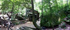 Longbow Resort's Bushmaster cabin