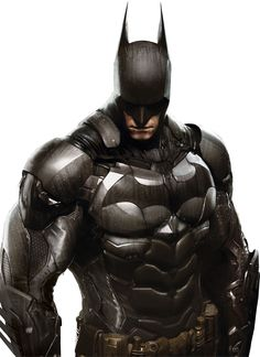 Batman Arkham Knight Render by Amia2172 on DeviantArt