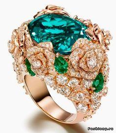 Piaget:New Mediterranean Garden Collection весна 2015
