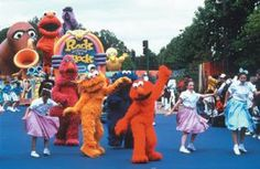 See a guide to family vacation destinations near Washington DC including family-friendly getaways in Maryland, Virginia, West Virginia and Pennsylvania: Sesame Place - Bucks County, Pennsylvania