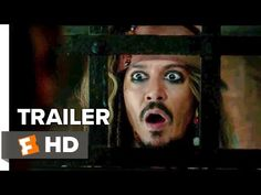 Pirates of the Caribbean: Dead Men Tell No Tales Trailer #1 (2017) | Movieclips Trailers - YouTube