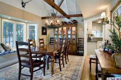 5306 Palm Ave, La Canada-Dining Room