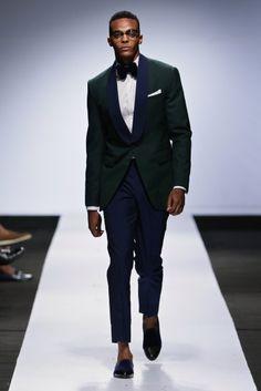 Mai Atafo - Lagos Fashion and Design Week 2015 - #Menswear #Trends #Tendencias #Moda Hombre