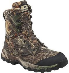 3859 Irish Setter Men's Shadow Trek Hunting Boots - Mossy Oak