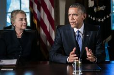 White House: Hillary Doesn't 'Automatically' Get Obama's Support Apr. 13, 2015