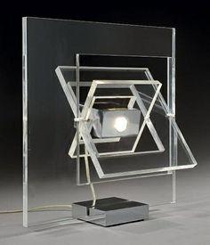 Yonel Lebovici, Lampe Satellite