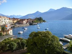 Mennagio - Lake Como. This was the best!