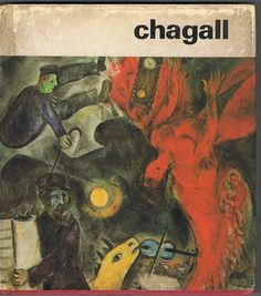 Chagall, Marie-Thérèse Souverbie, Fernand Hazan éditeur, 1975, Paris, 85 páginas + 85 imagens, encadernação editorial, conserva a sobrecapa; Preço: 15 €
