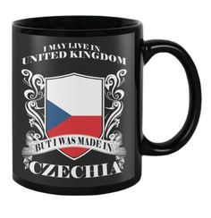 I May Live in United Kingdom, But I Was Made in Czechia