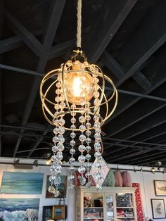 Beautifully handcrafted lighting from Indie Republic Design Circle Light, Circle Shape, Seaside Home Decor, Indie, Shapes, Lighting, Pendant, Artisan, Ceiling Lights