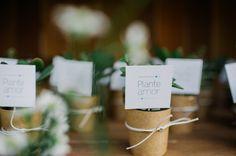 Lembrancinhas para convidados - Casamento no campo - Foto The Kreulichs