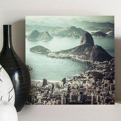 Quadro Decorativo Rio