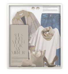 """""""She's Too Much For My Mirror"""" by rigginsbabygirl ❤ liked on Polyvore featuring MANGO, Zara, Rika, Uniqlo, Independent Reign, Shoe Republic LA, Chloé, rag & bone, Humble Chic and mens"""