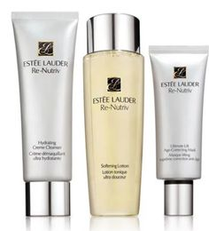 Estee Lauder gift with purchase - 7 pcs with $75 purchase + more