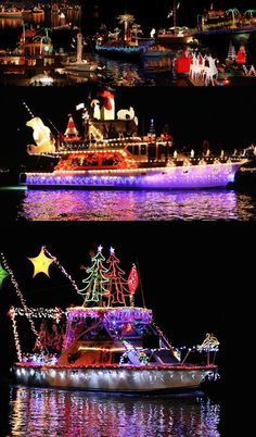 San Diego Bay Parade Of Lights Pleasing Whale Boat With Holiday Lightssan Diego Has A Boat Parade On San Review