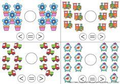 """Карточки по математике """"Сравнение множеств"""". Обсуждение на LiveInternet - Российский Сервис Онлайн-Дневников"""