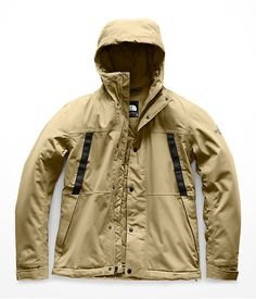 99551a47aa Men s stetler insulated rain jacket