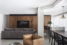 The PLAZA Apartments: The Ambidestro Bureau`s Project