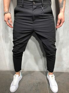 NEW Premium Ankle Pants Back with better quality, fit, and a FREE accessory :D Available in limited quantities. Get yours TODAY
