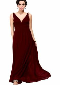 Ever-Pretty Ever Pretty Elegant V-neck Long Chiffon Crystal Maxi Evening Dress 09016, HE09016BK16, Black, 16UK luxurious sexy dress evening prom cocktail club party bridesmaids plus size skirt gown affordable sexy romantic valentine gift for her (Barcode EAN = 0013964595413). http://www.comparestoreprices.co.uk/designer-dresses/ever-pretty-ever-pretty-elegant-v-neck-long-chiffon-crystal-maxi-evening-dress-09016-he09016bk16-black-16uk.asp