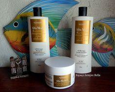 Espaço Sempre Bella: #Resenha - Linha Oil Therapy Alta Moda é...
