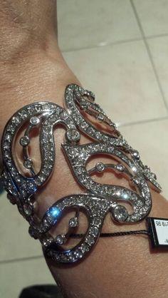 "Love ""quintessence "" bracelet Fifth Avenue Collection, Jewellery, Bracelets, Silver, Beautiful, Bangles, Jewelery, Jewelry Shop, Jewlery"