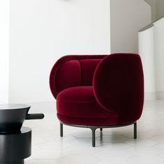 Vuelta Lounge Chair by Wittmann