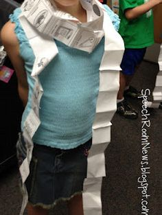 Articulation Scarves! From SpeechRoomNews! repinned by @PediaStaff – Please Visit http://ht.ly/63sNt for all our pediatric therapy pins