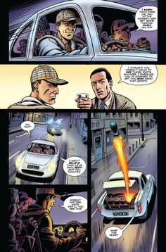 Kingsman The Secret Service Comic Pdf