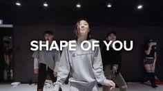 Shape of You - Ed Sheeran / Lia Kim Choreography Lia teaches choreography to Shape of…