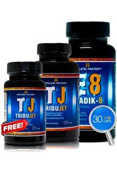 Eradik-8 está estudiado para llevar tu cuerpo de un estado #catabólico a uno #anabólico, consiguiendo más nitrogeno y por lo tanto más ganancia muscular limpia.