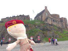 Edinburgh, Scotland. June 2013