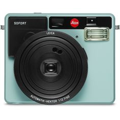 Leica Sofort Instant Film Camera, $299 @bhphotovideo.com For instantly recording things on paper, beautifully.