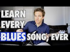 Lesson Time: Here's How to Learn Every Blues Song Ever in 8 Minutes | Music News @ Ultimate-Guitar.Com