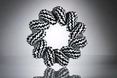 Suzanne Golden - evolution #5 peyote stitch, seed beads