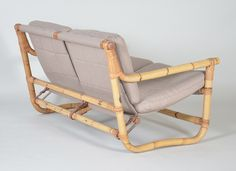 Bamboo formed sofa 4