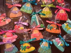 Happy to be part of two spring fundraisers Special Education Foundation Fashion Show and Annual Old Bags at the Ritz - See more of our cookies at http://www.ctcookietreats.com