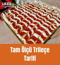 Tam Ölçü Trileçe Tarifi Tri Lece, Easy Cake Recipes, Healthy Recipes, Sweet Potato Hash, Sausage And Egg, Best Breakfast Recipes, Meals For One, Natural Health, Food And Drink